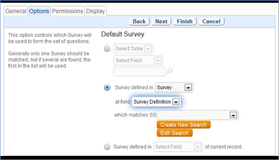 survey presentation help agiloft help