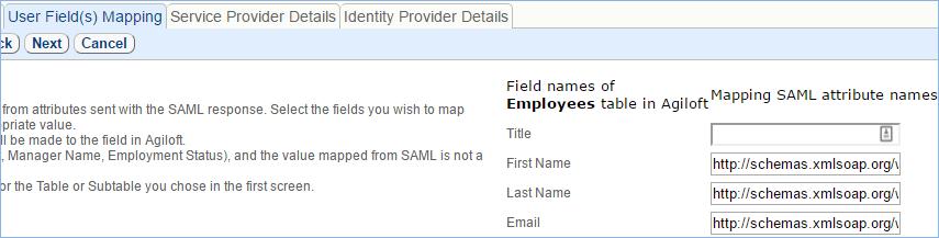 Azure AD SAML Integration - Help - Agiloft Help