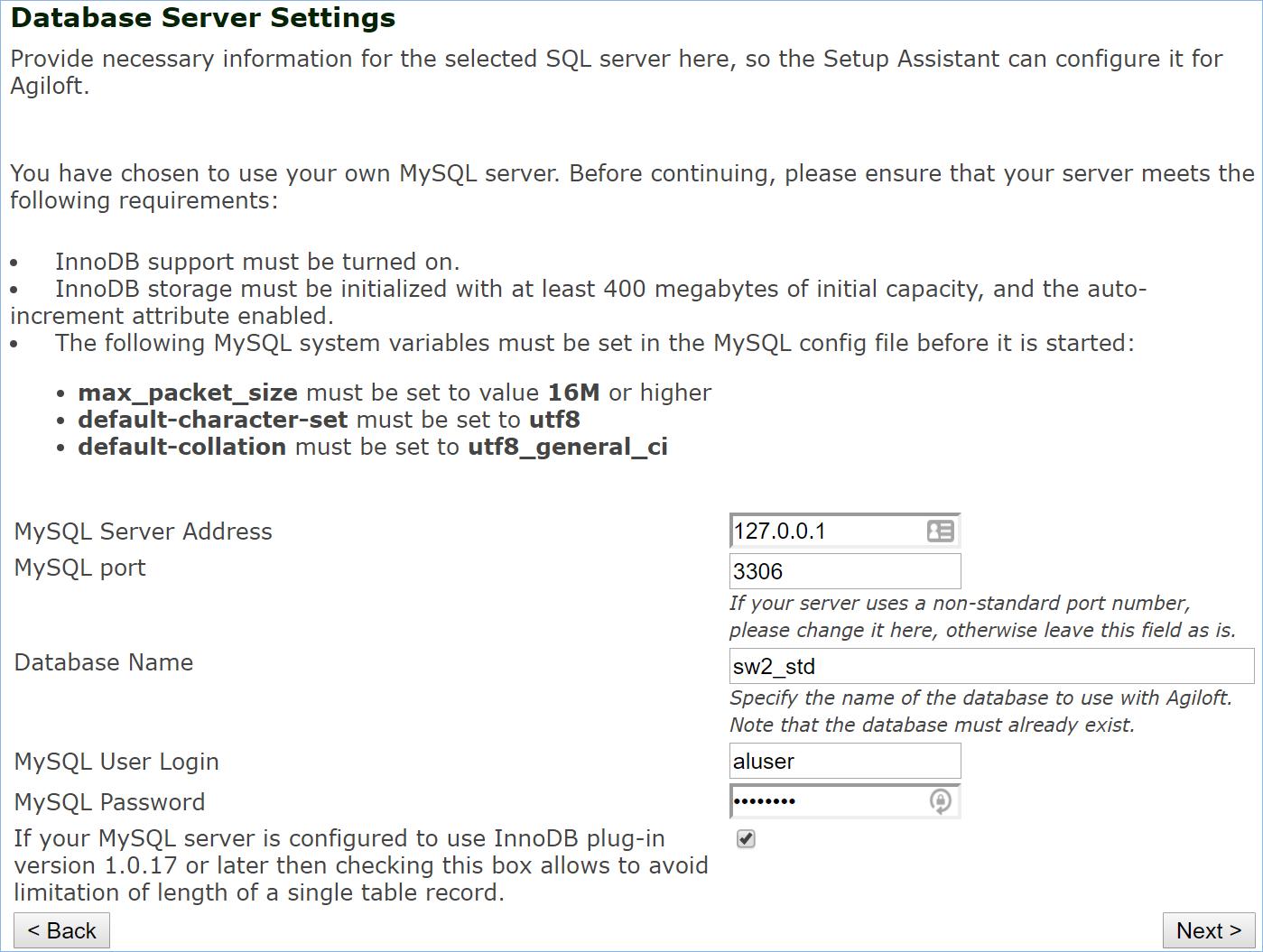 Work with the Setup Menu - System Administration - Agiloft Help